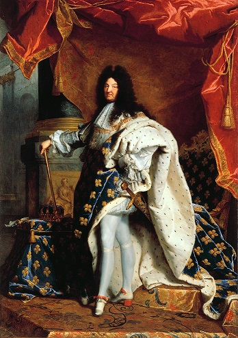 No reinado de Luiz XIV surgiu o cargo de General de Logis