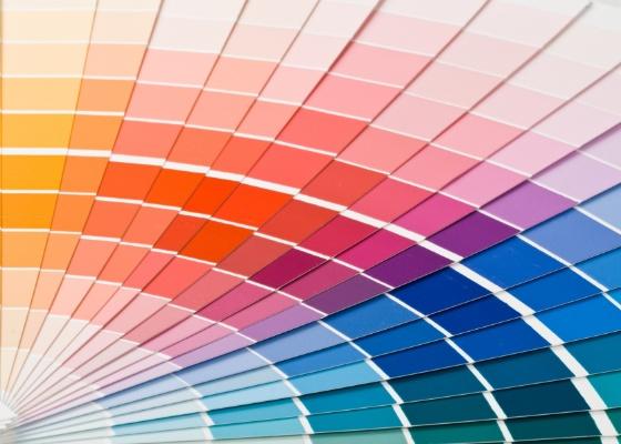 Postergação da produção na indústria de tintas