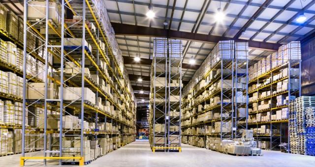 custos logísticos de armazenagem