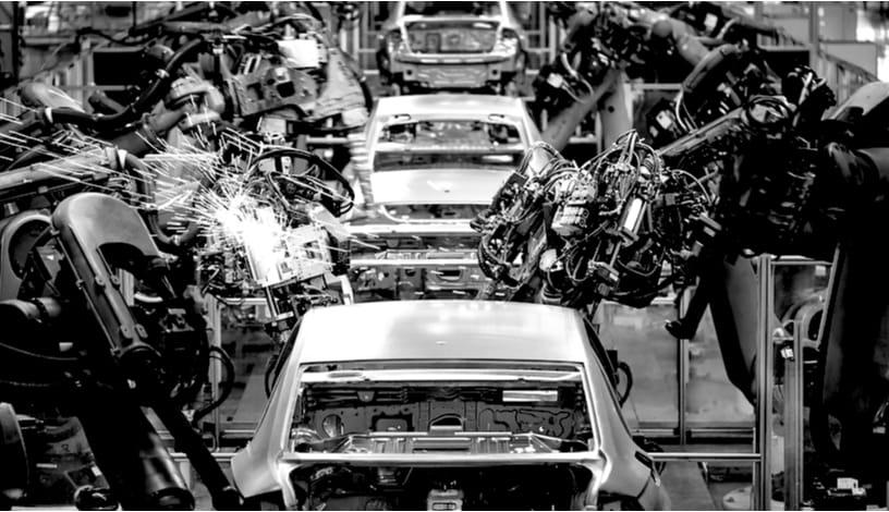 producao industria automobilistica