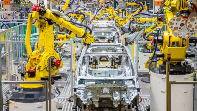 evolução da logística na indústria automobilística